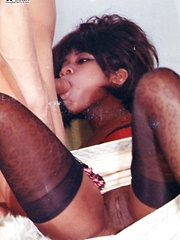 Sexy nylon porn from the late 1960s!