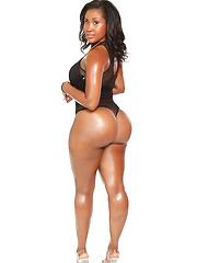 Sexy black babes